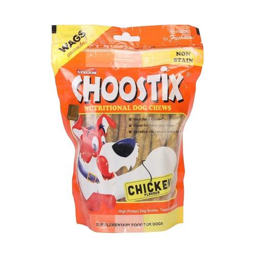 Choostix Chicken Dog Treat
