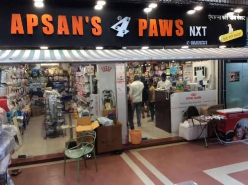 Apsans 4 Paws