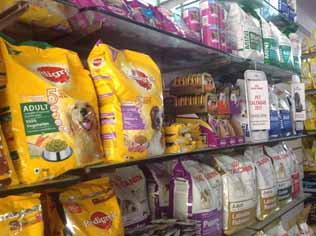 Maya Pet Food and Accessories Pvt. Ltd