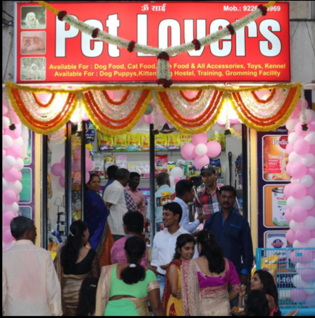 Pet Lover's Petshop