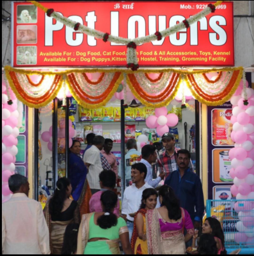 Pet Lover's Petshop